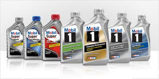Mobil Brand Chemicals
